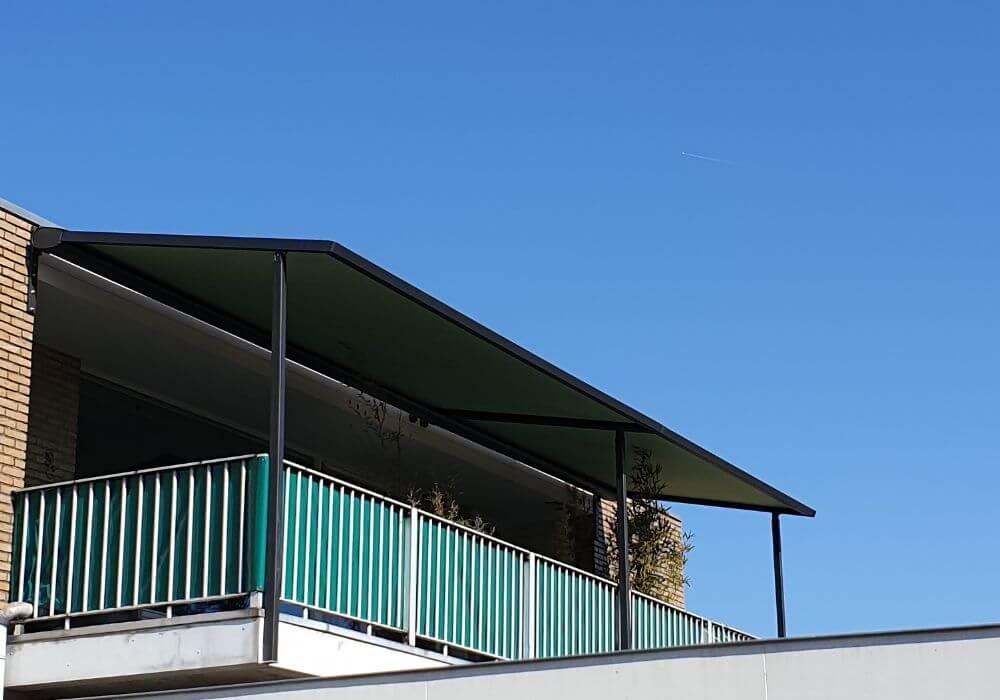 Zonwering voor balkon suncircle