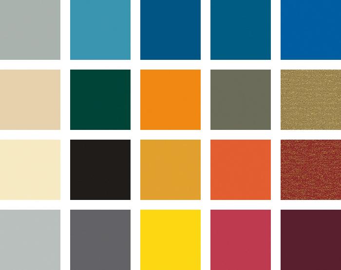 Doek kleuren terrasoverkappingen